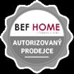 Autorizovaný prodejce BEF HOME