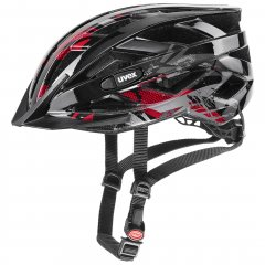 UVEX AIR WING BLACK RED 2020