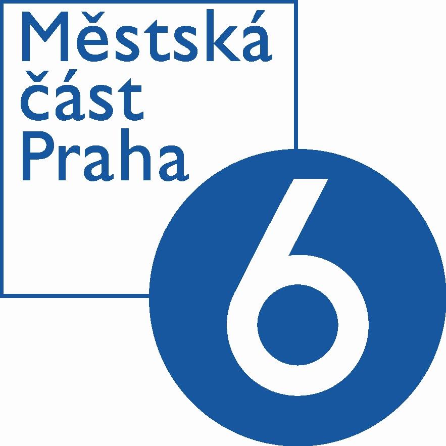 Logo MČ Praha 6