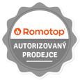 Autorizovaný prodejce ROMOTOP