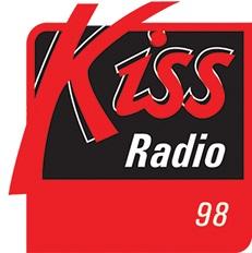 Logo rádio Kiss98