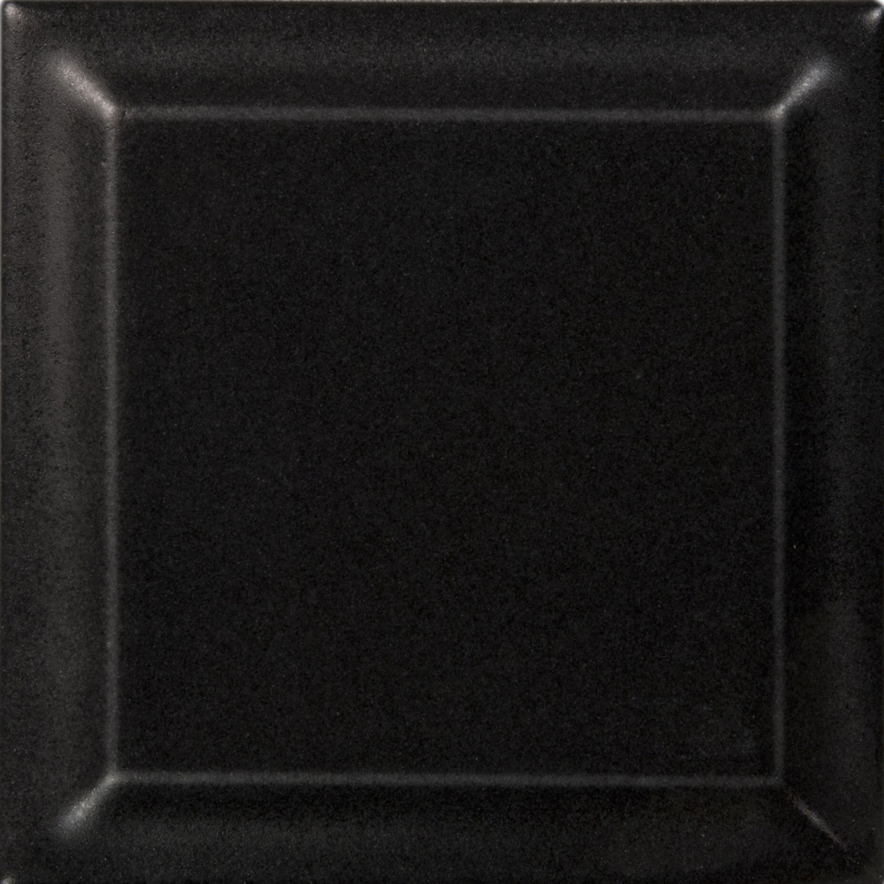 Glazura Romotop - černá matná