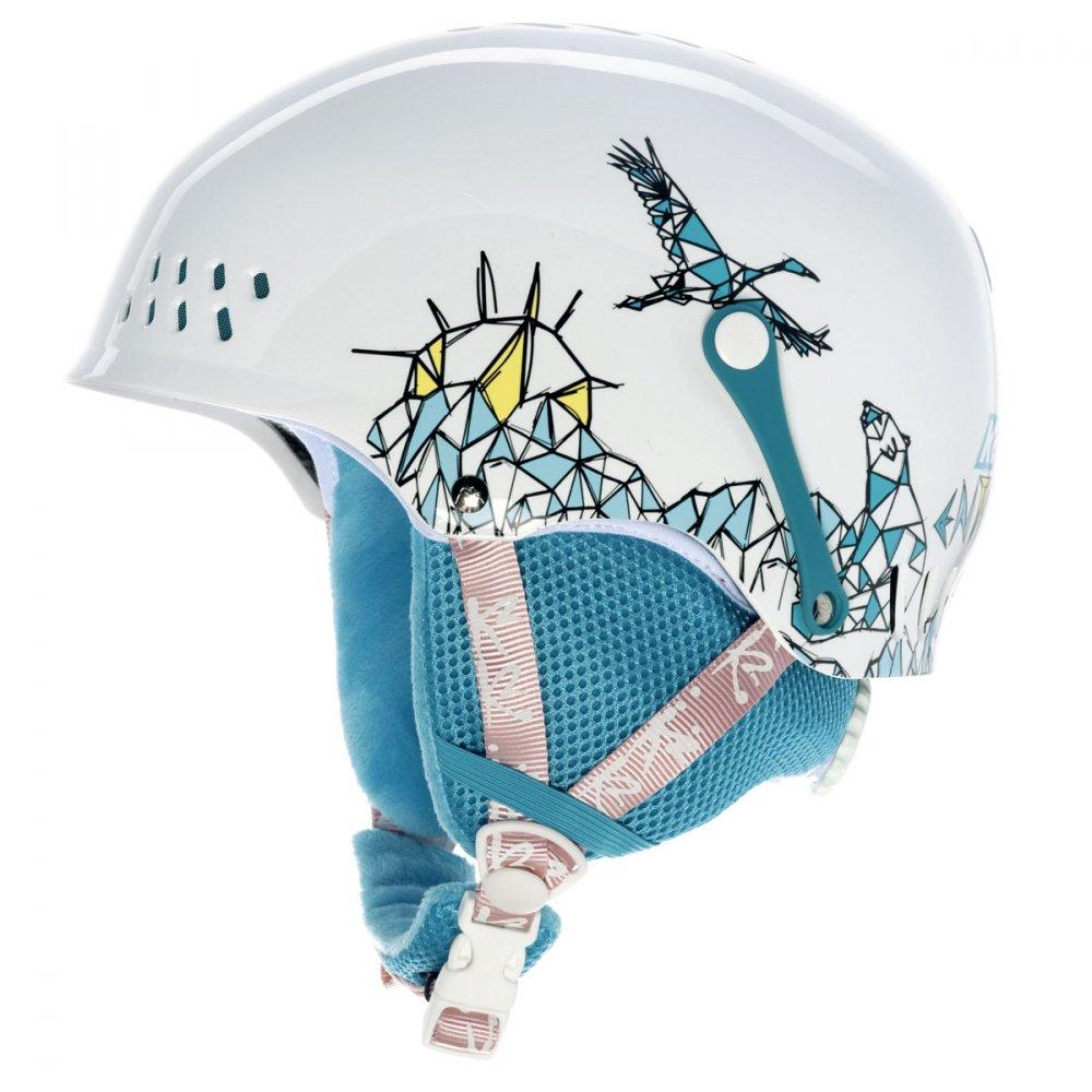 Dětská helma K2 Entity white