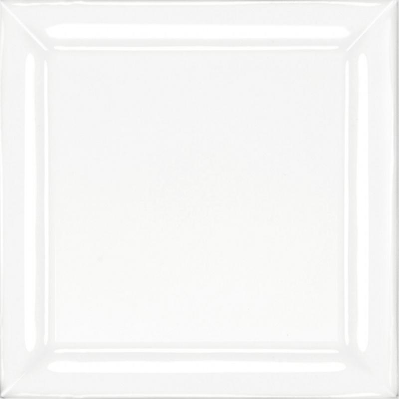 Glazura Romotop - bílá lesklá