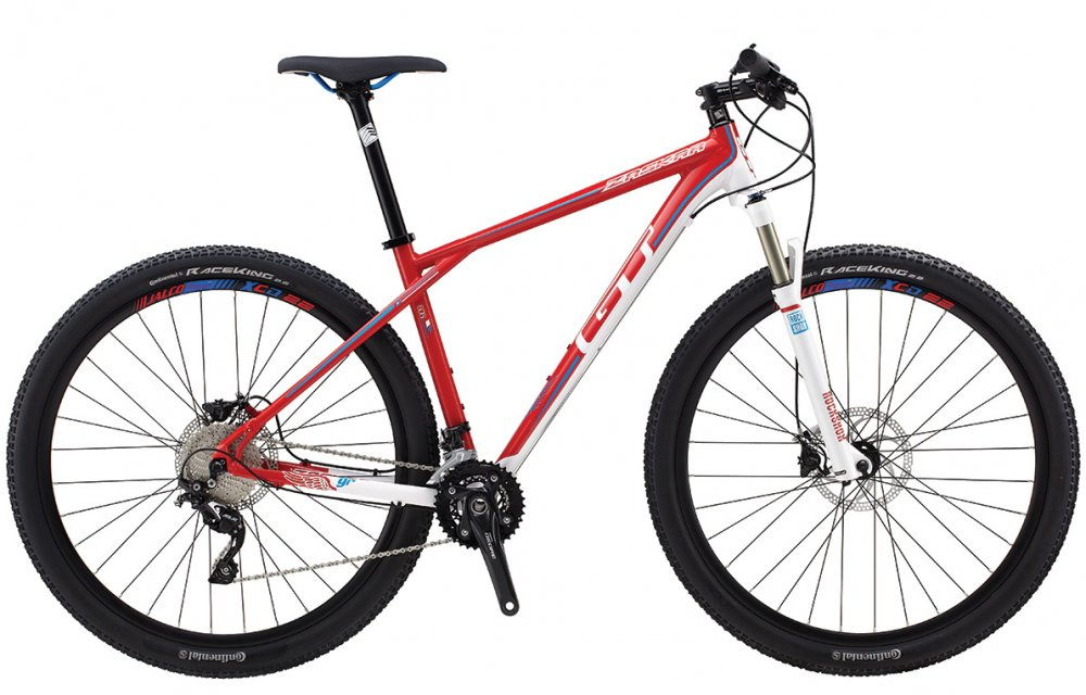 Pokračovat na výběr horského kola