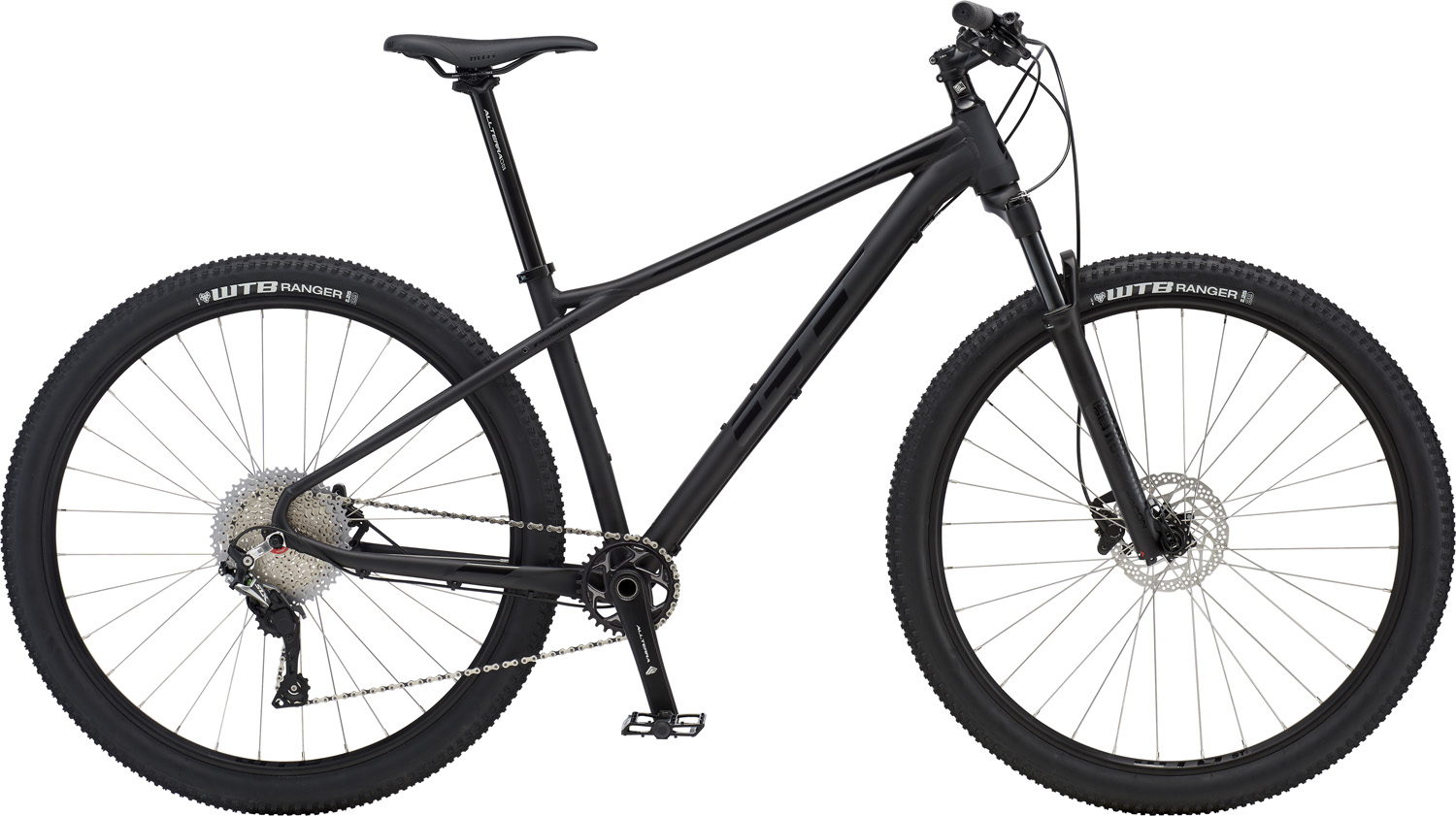 "GT AVALANCHE 29"" EXPERT BLACK 2019"