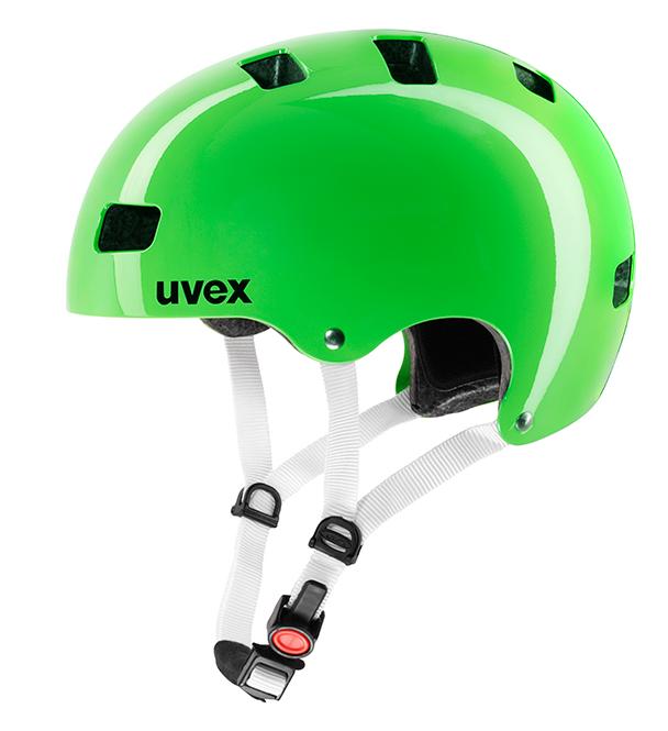 BMX helma Uvex HLMT 5 Bike Green