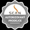 Autorizovaný prodejce SCAN