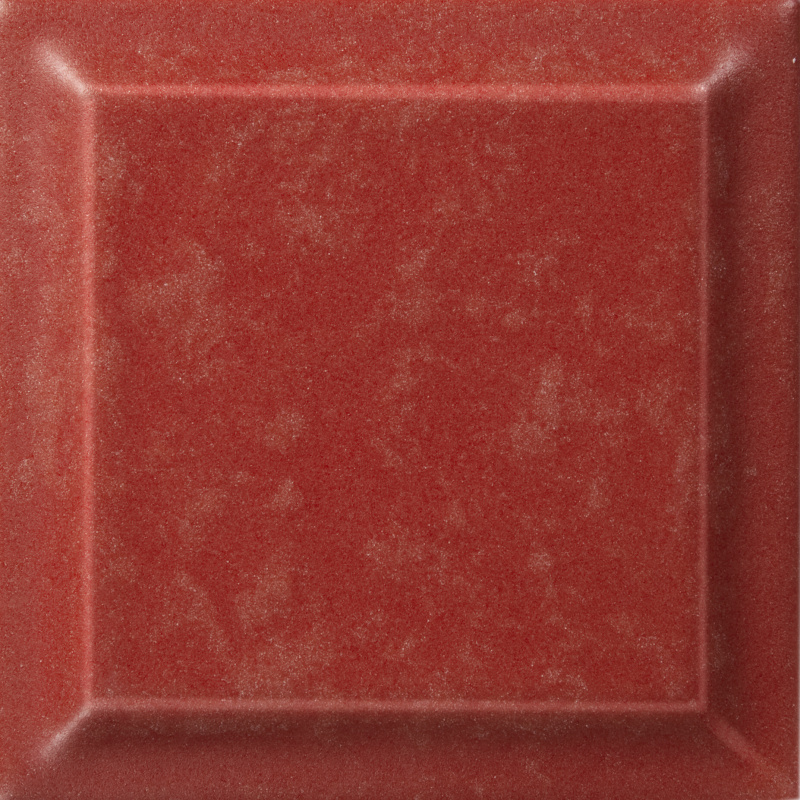 Glazura Romotop - červená elegant